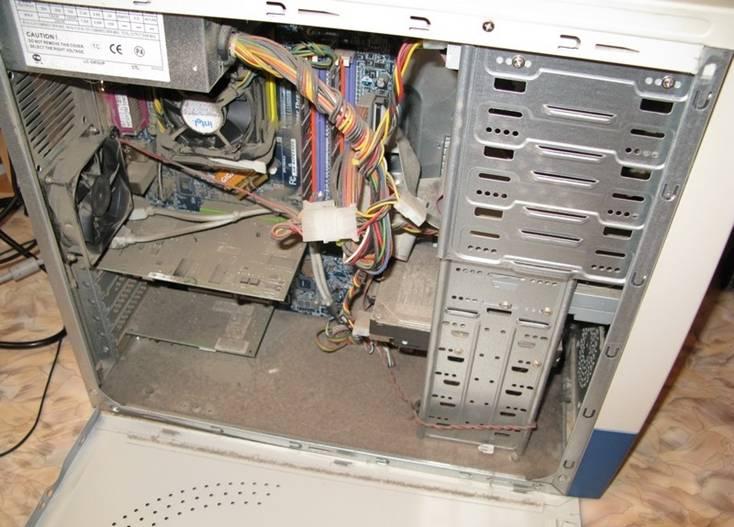 Замена фотокарты в компьютере своими руками